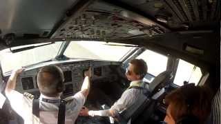 AIRBUS A320 - AMAZING FLIGHT