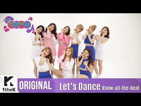 Let's Dance: TWICE(트와이스)Challenge themselves to become the 1st Know-All-the-Beat idol_TT(티티)