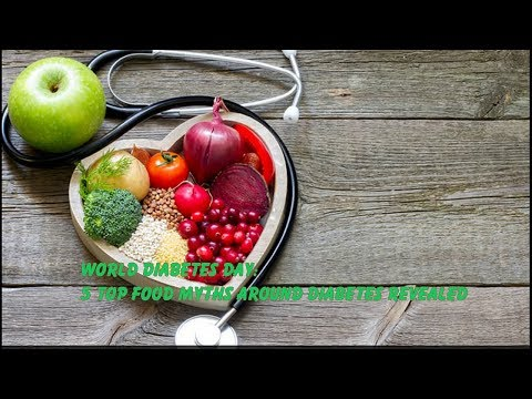 World Diabetes Day: 5 Top Food Myths Around Diabetes Revealed | Health News Today