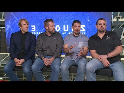 Secret Soldiers of Benghazi Discuss Real-Life Events Behind 13 Hours | ABC News