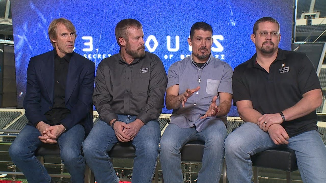 Download 'Secret Soldiers of Benghazi' Discuss Real-Life Events Behind '13 Hours'   ABC News