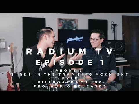 Birds In The Trap Sing Mcknight review, iPhone 7 worth it? | Radium TV Episode 1