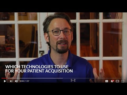 Which Technologies To Use For Your Patient Acquisition - Big Boost Marketing