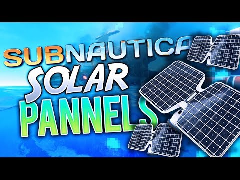 🌊 Subnautica: Solar Power Farm! S02 E13 | TheNoob Official