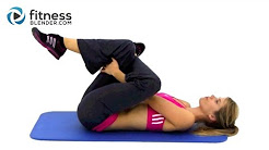 Lower Back Stretches for Sciatica Pain - Sciatica Exercises for Back Pain by FitnessBlender.com