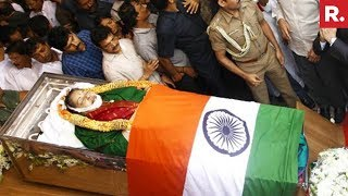 Breaking news: Tamil Nadu Health Secretary Makes Startling Revelations About Jayalalithaa Death
