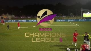 SOCCA Champions League 2018.   day 3 (Center court)