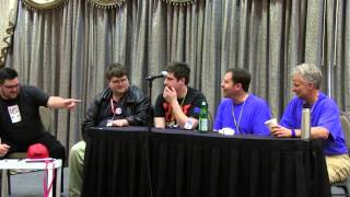 The Rowdy Rough Bronies Interview Matt Hill & Rich Arons