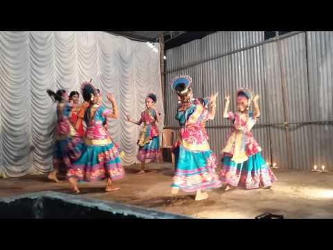 Namaskarippu Barathamange Classical Dance
