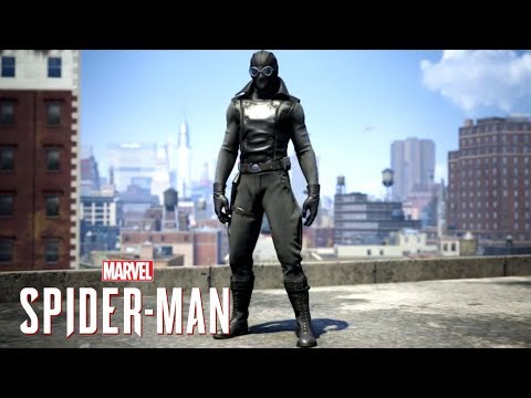 Marvel's Spider-Man PS4 - Spider-Man Noir, Movie Suits And Classic Spider-Man Confirmed!
