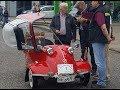 37. ADAC Oldtimerfahrt des AMSC Bad Segeberg - Start Nr.1 von Messerschmitt KR 200 Baujahr 1958 ????
