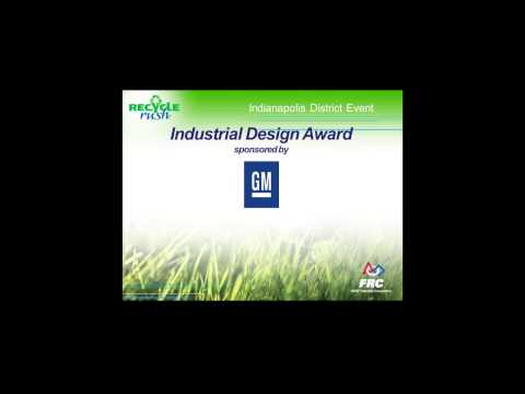 2015 Indianapolis District Event Awards Ceremony