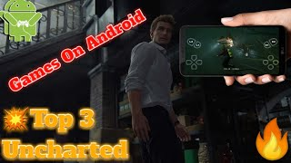 Top 3 Uncharted Types Games On Android ll Download Link ll