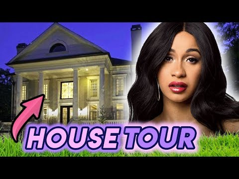 Cardi B | House Tour 2019 | Mansions in New York and Atlanta