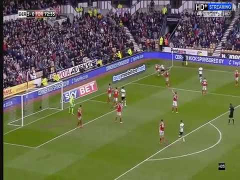 Derby County 5-0 Nottingham Forest: Full Game - Sky Sports