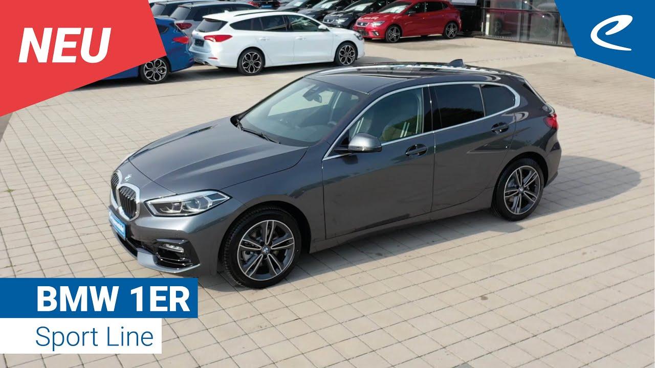Der neue BMW 1er Sport Line 118i 2020 - YouTube