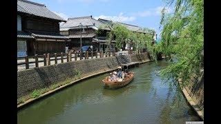 JG 4K 千葉 小江戸佐原の街並(重伝建) Chiba,Sawara(Historic District)