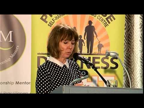 Be Aware Prevent Suicide Joan Freeman of Pieta House in Killarney