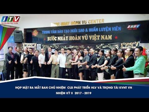 CLB phát triển HLV và Trọng tài Khiêu vũ nghệ thuật phía Nam.
