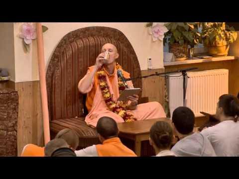 Шримад Бхагаватам 4.12.7 - Бхакти Ананта Кришна Госвами