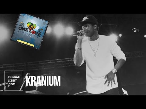Kranium - Nobody Has To Know @ One Love Music Fest 2016