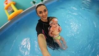 Грудничковое плавание в Сочи | АкваBaby #03