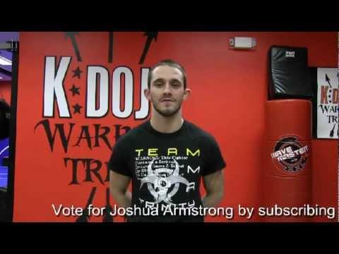 Joshua armstrong full video
