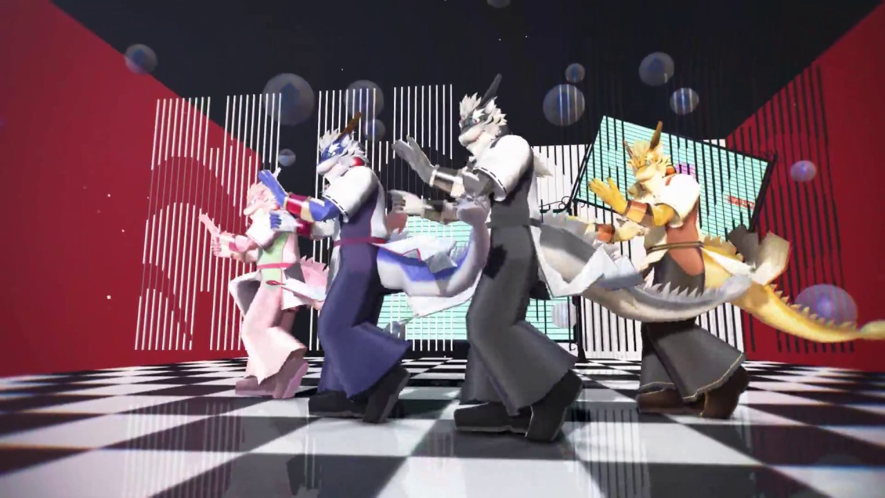 【MMDカバー 】Lalal危【式大元 -Taigen Shiki】 - YouTube