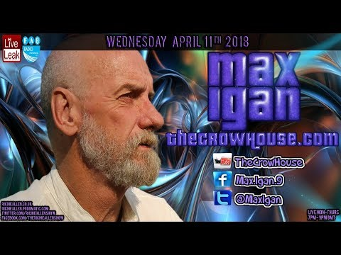 "Max Igan ""Why We Need To Act Urgently On Social Crediting, Internet Of Things & 5G."""