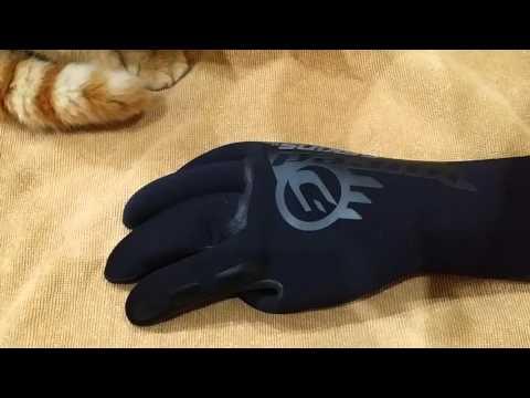 C Skins Wired 3mm neoprene gloves