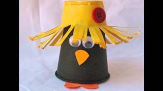 Kids Fall Crafts Ideas