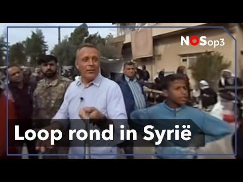 360°-video: loop rond in Deraa, de stad waar de Syrië-oorlog begon  | NOS op 3