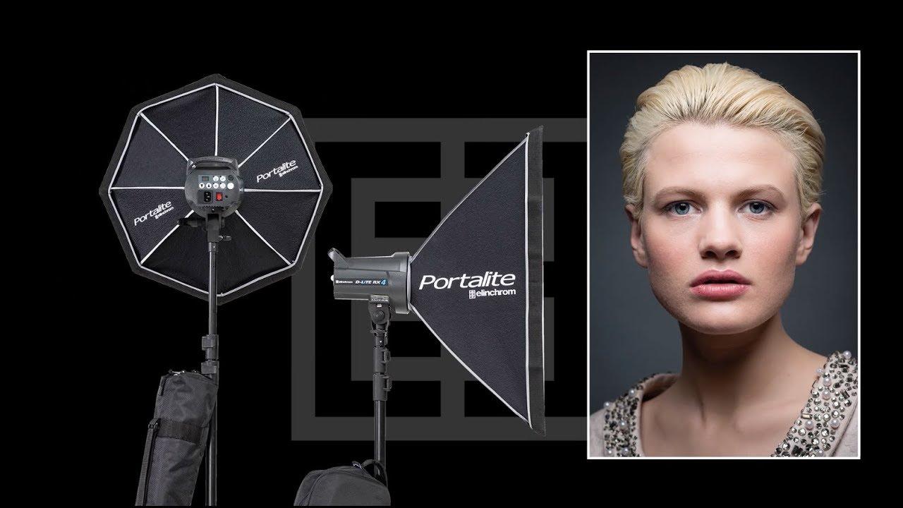 Esquemas de iluminacin para Fotografa de retrato con