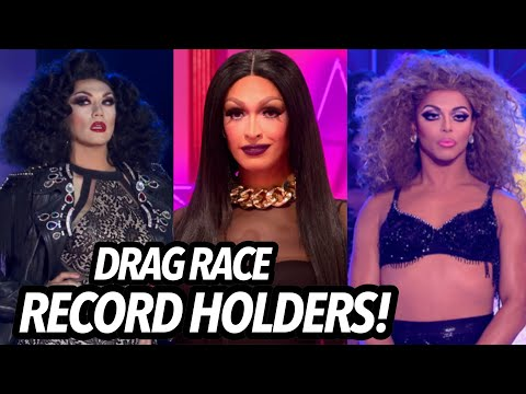 RPDR Record Holders Queens