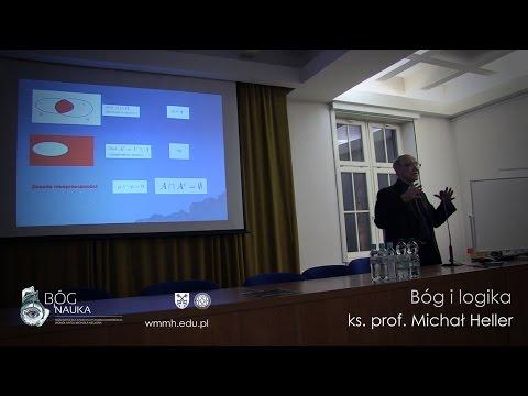 Michał Heller, Bóg i logika