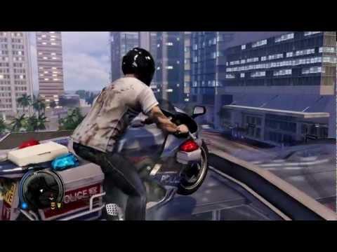 Sleeping Dogs, stunts,crashes and MEGABUG [HD] 1080p thumbnail