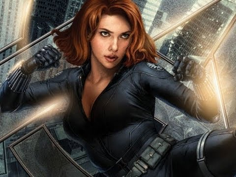 Black widow to get 39 the avengers 39 tie in comic book youtube - Scarlett johansson avengers hd wallpapers ...