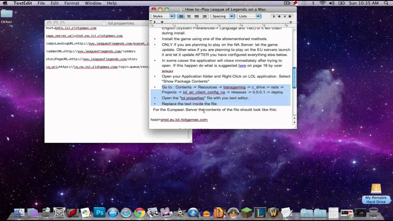 how to run wordperfect on mac