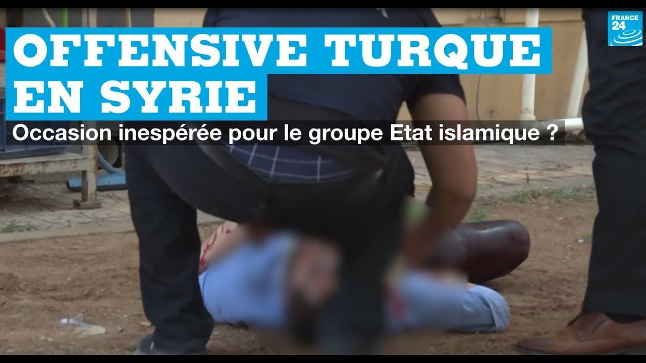 Offensive turque en Syrie : Occasion inespérée pour le groupe Etat islamique ?
