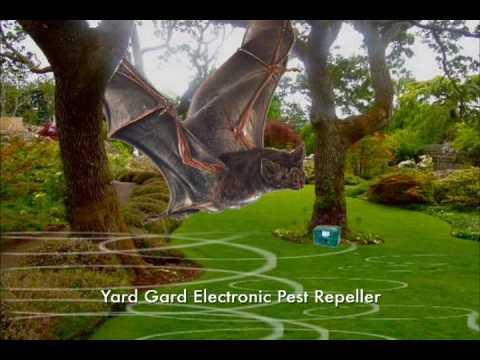 bird x yard gard ultrasonic animal repeller manual