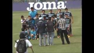 Campeonato AFC. AURORA 1 vs Tiquipaya 0