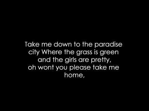 reece mastin singing paradise city
