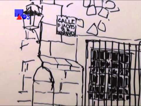 La Obra Señalada 351-Arq. Rogelio Molina-Túnel, muestra Japo Shiira 1
