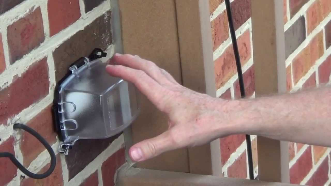 Exterior Outlet Cover - Outdoor Outlet Cover