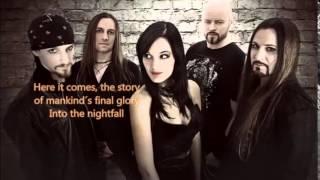 Xandria ~ Nightfall {With Lyrics}