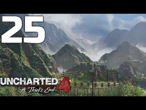 SO viele LEICHEN?! - Uncharted 4 (Schwer) #25! [Deutsch/HD] - A Thief's End!