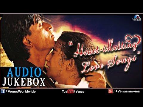Heart - Melting Love Songs | Popular Hindi Romantic Songs | Audio Jukebox