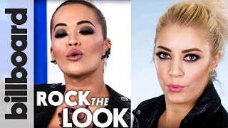 Download Rita Ora Red Carpet Makeup Tutorial ft. Her Makeup Artist Kathy Jeung | Billboard 'Rock The Look' Mp3