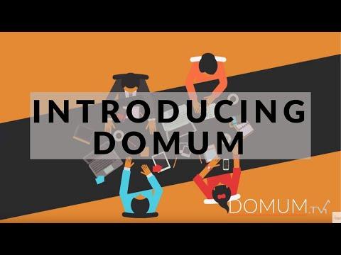 Introducing Domum