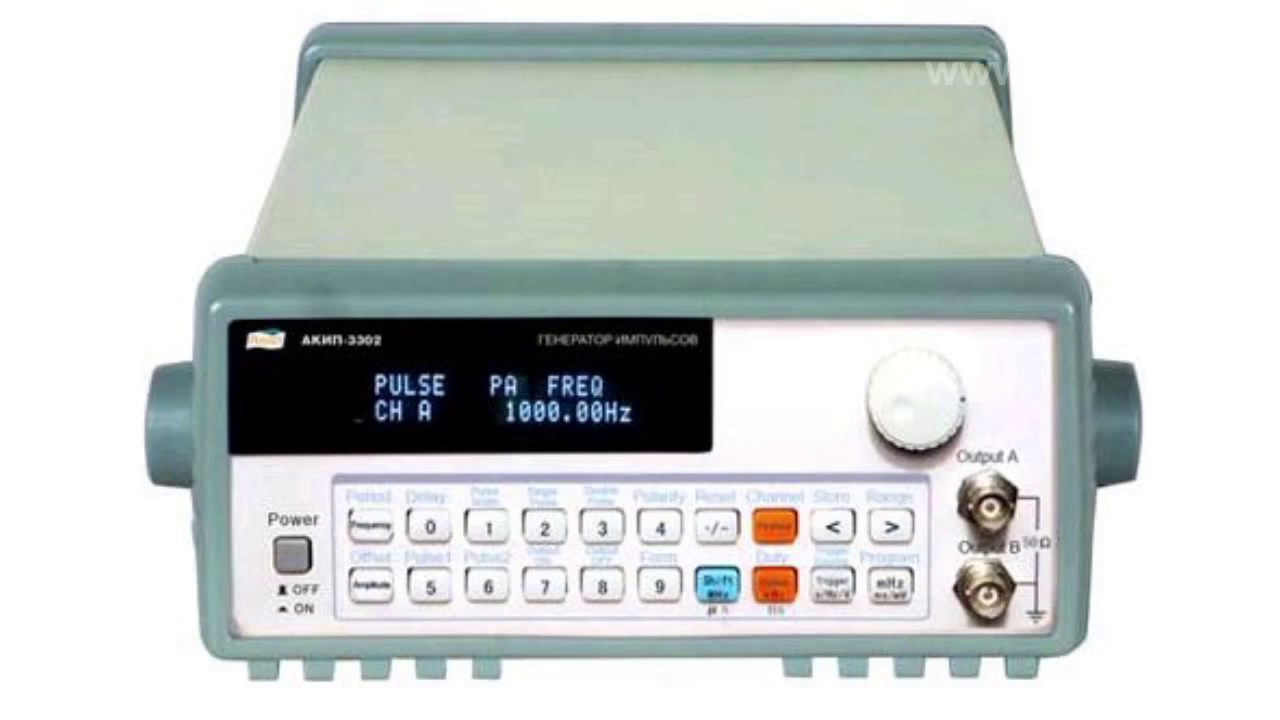 Генераторы импульсных сигналов позволяют также осуществить ряд других измерений. 21 700. 00 руб. Купить. Нет на складе. Сигналы низкой частоты и применяются для тестирования и настройки радиоэлектронных.